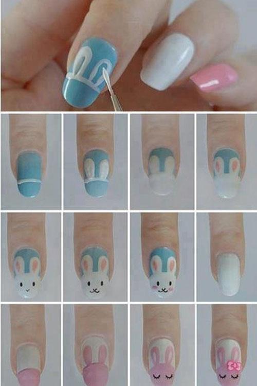 Как сделать квадратные ногти в домашних условиях пошаговое