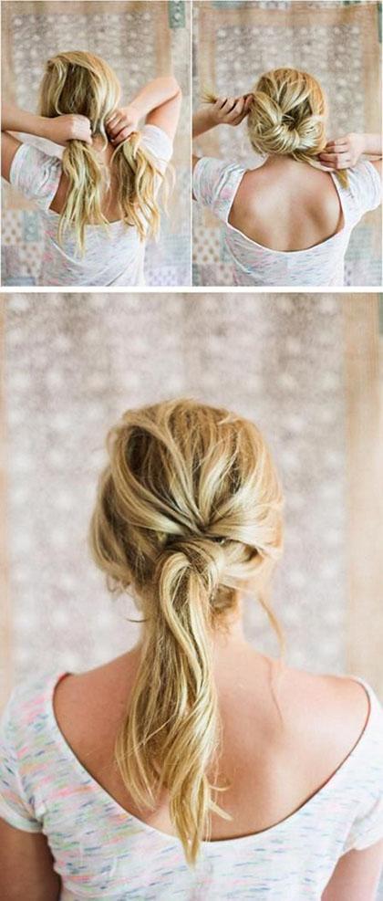 easy twist ponytail11